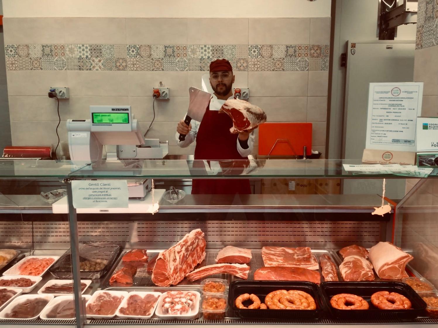 Antonio La Gala - Macelleria Carne Diem