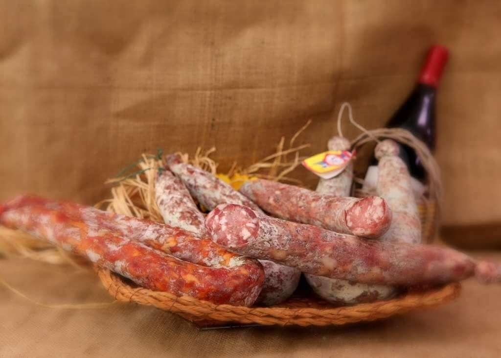 Salsicce della Calabria