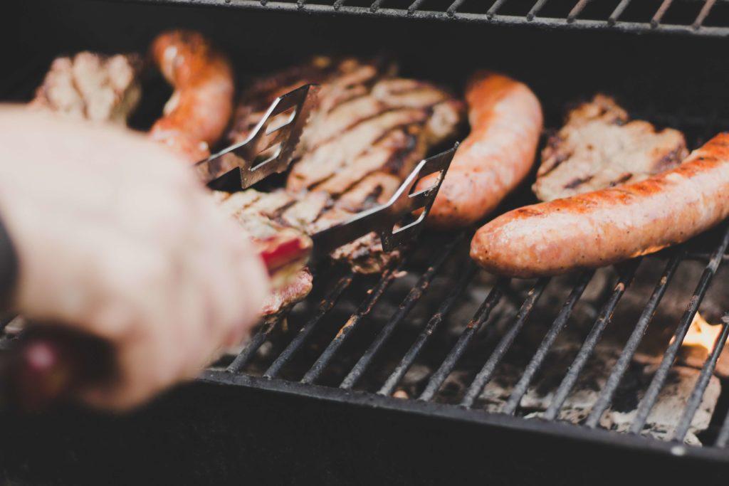 Carne sul Barbecue