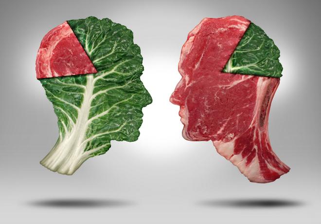 Vegani e Carnivori
