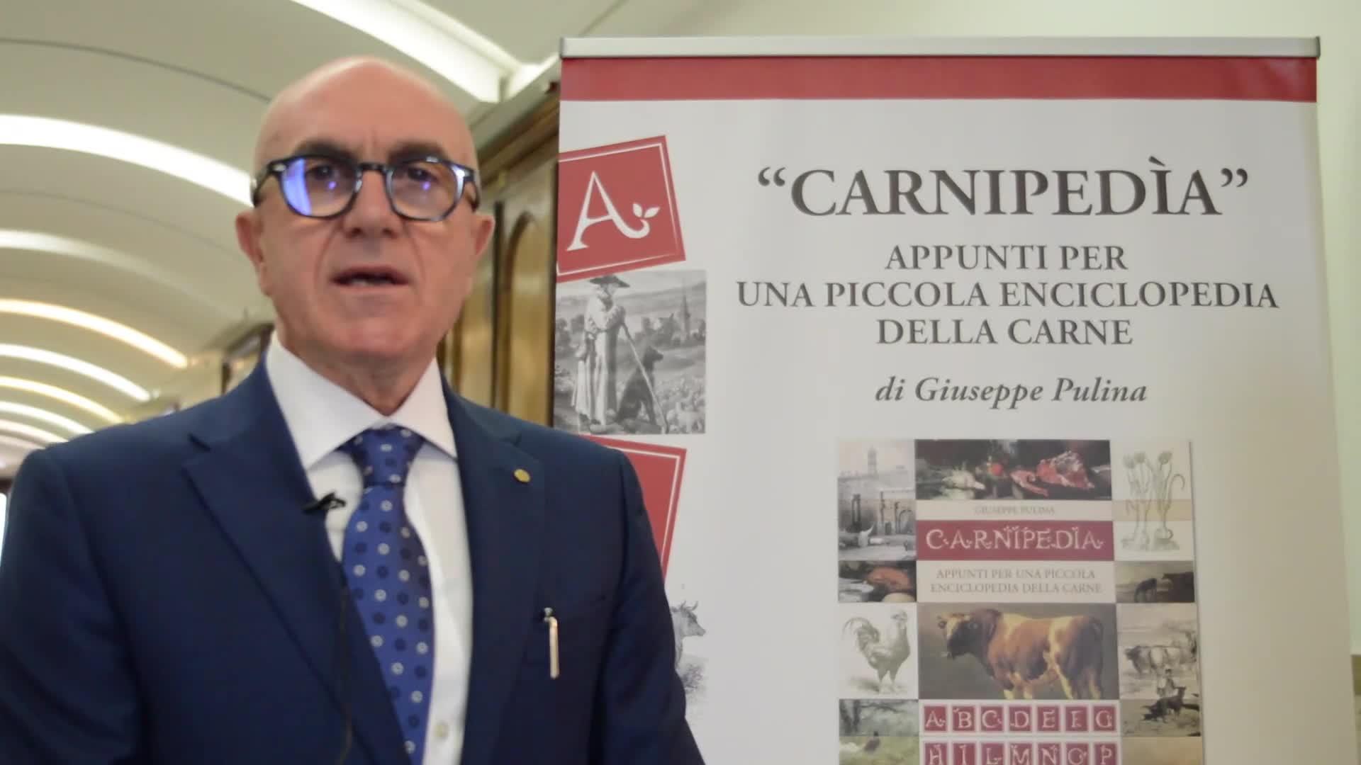 Giuseppe Pulina presenta Carnipedìa