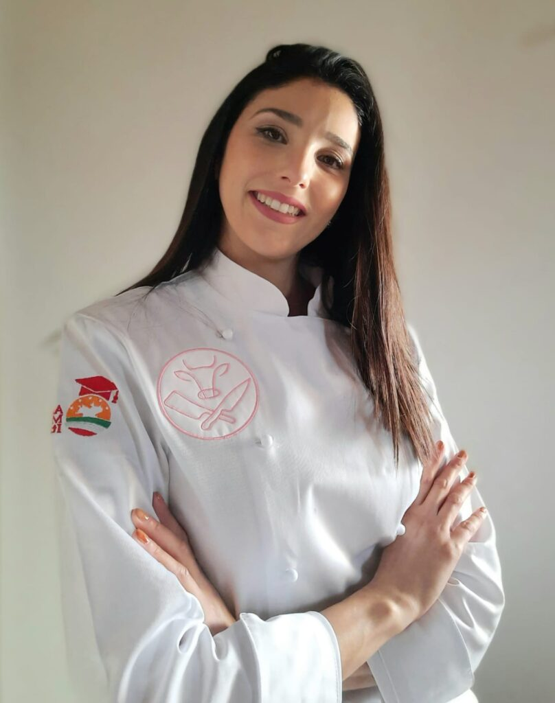 Coltelli Rosa: Licia Bianco