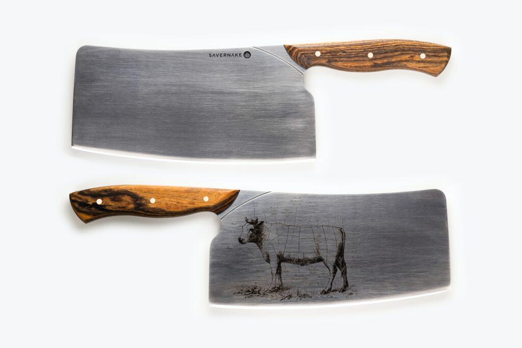 coltelli da carne: mannaia