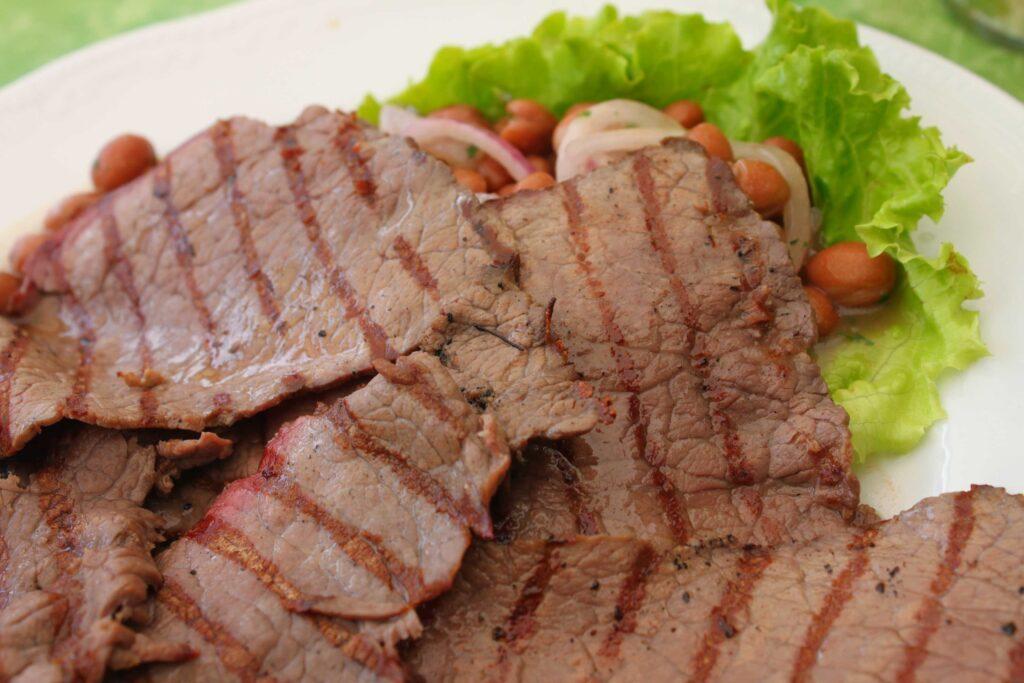 carne salada alla griglia